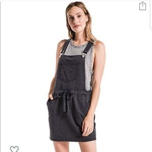 Z Supply cotton overall dress